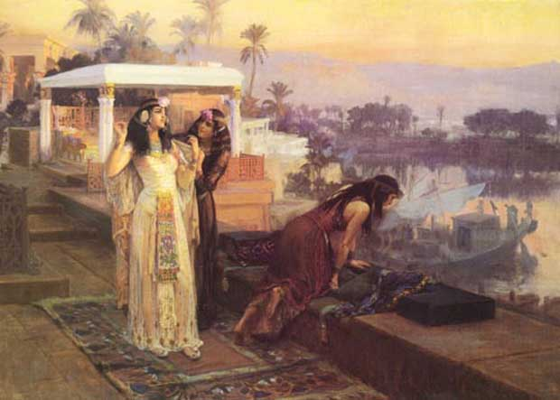 Bridgeman - Cleopatra on the Terraces of Philae