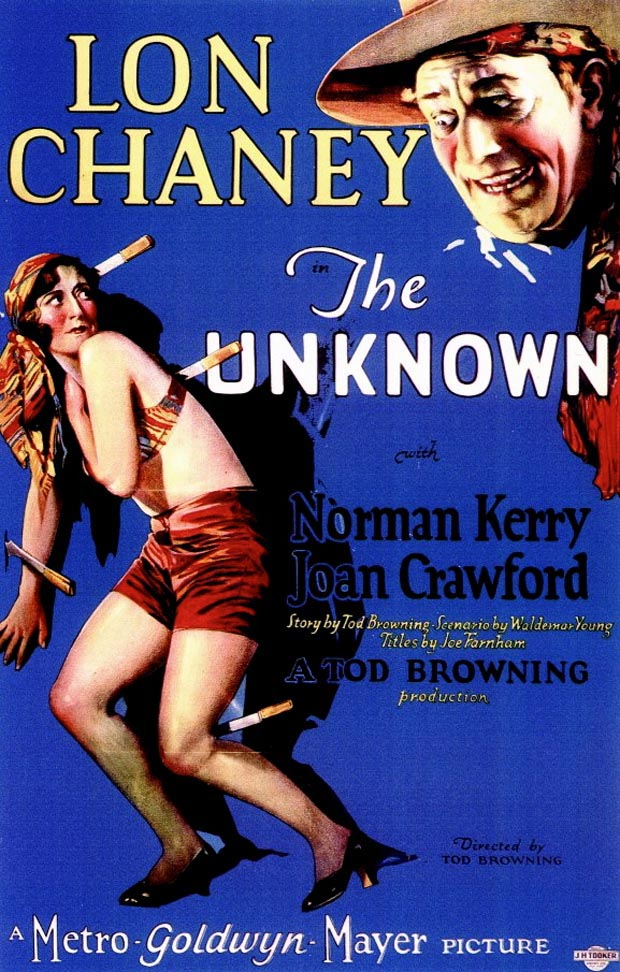 The Uknown 1927 movie