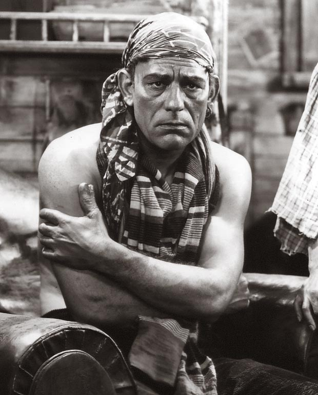 Lon Chaney and Arms - The Unknown